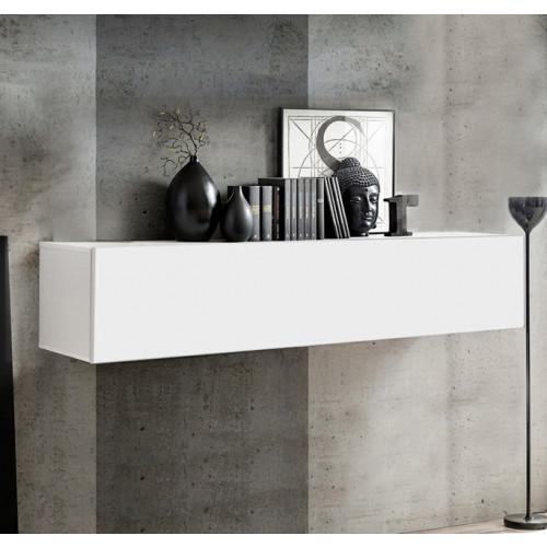 mueble tv kaira h150 blanco