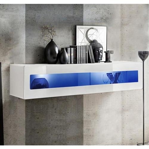 mueble tv kaira h150cr blanco