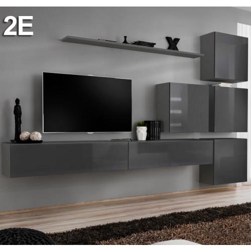 Modello Baza 2E grigio (3m)