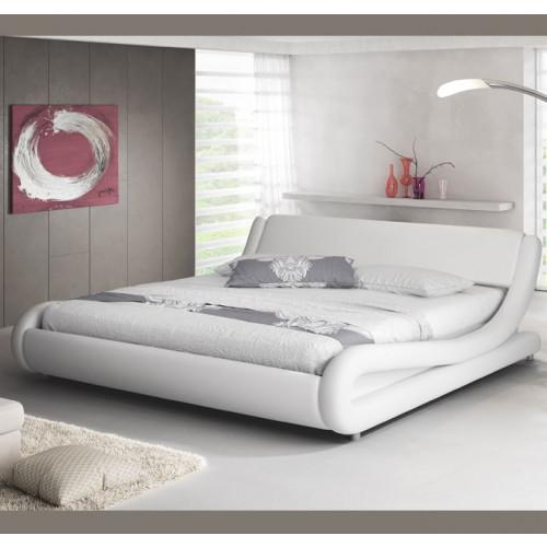 cama piccione blanco