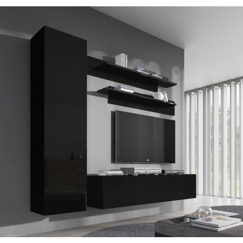 conjunto meubles nerea negro g1