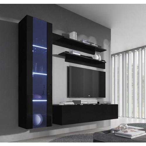 conjunto meubles nerea negro g2