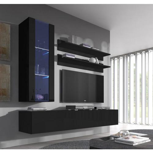 conjunto meubles nerea negro h2
