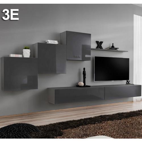 Modello Baza 3E grigio (3,3m)