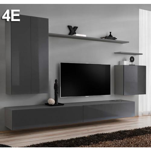Modello Baza 4E grigio (2,7m)