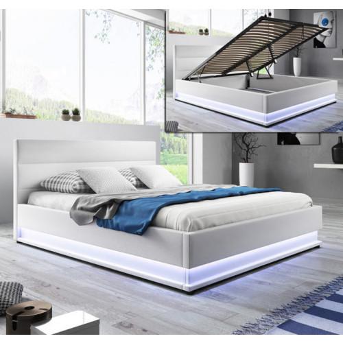 letto nitas bianco