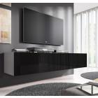 mobile tv fabiana xl blanco negro