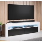 tv-meubel-aker-wit-zwart